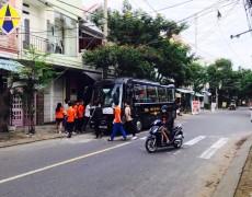 Thuê xe 29 chỗ đưa đón đón học sinh