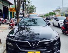 Thuê xe Vinfast Lux A2.0 Turbo