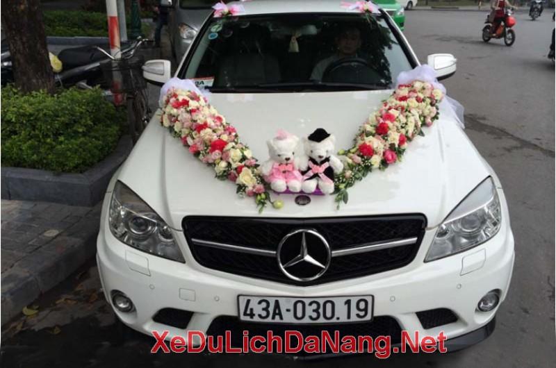 Xe cưới Mercedes