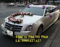 Cho thuê xe Limousine Cadillac