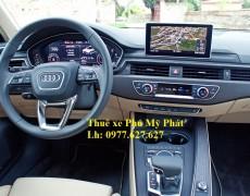 Xe Audi A4 2016