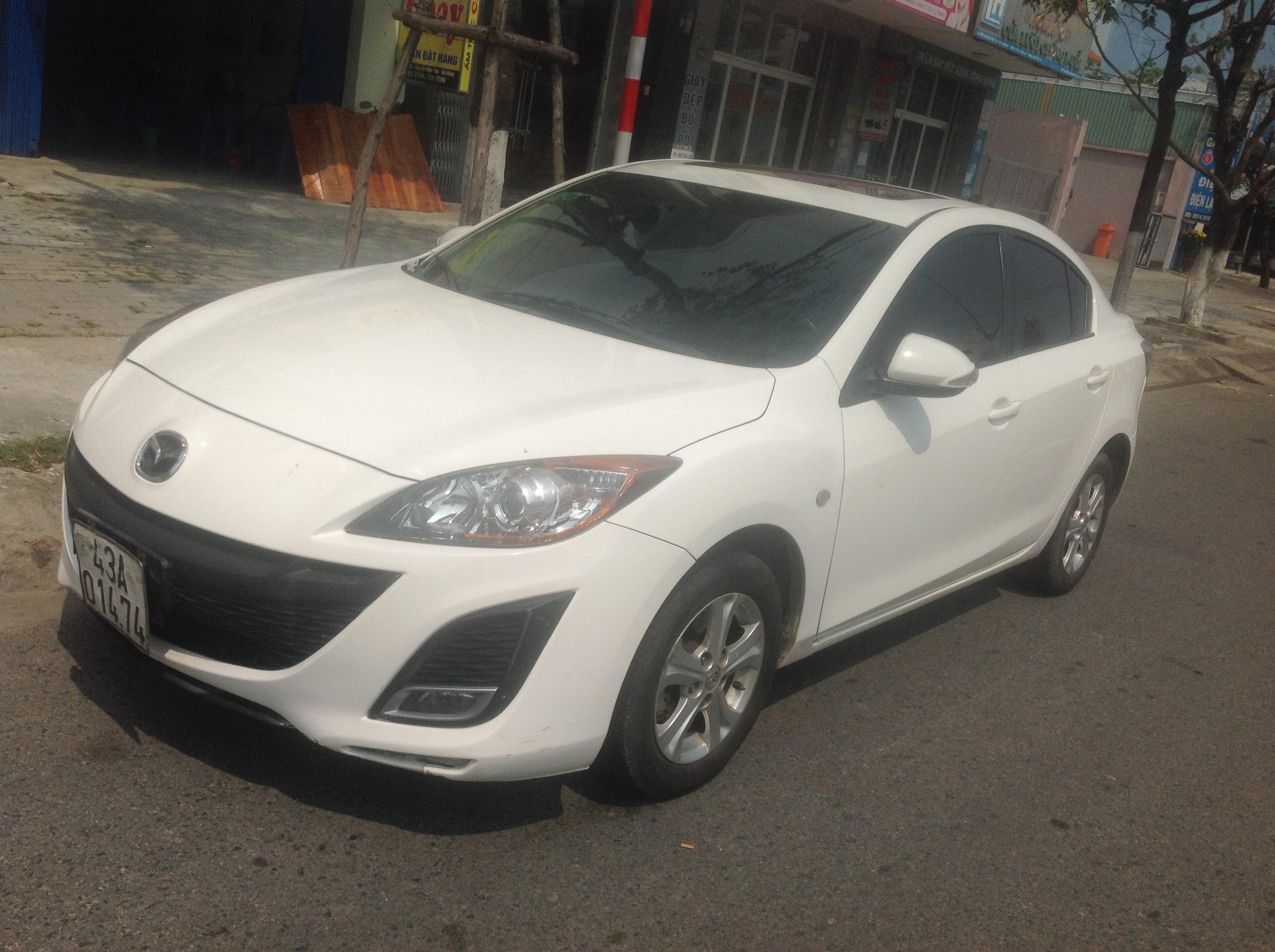 Xe Mazda 3 2011