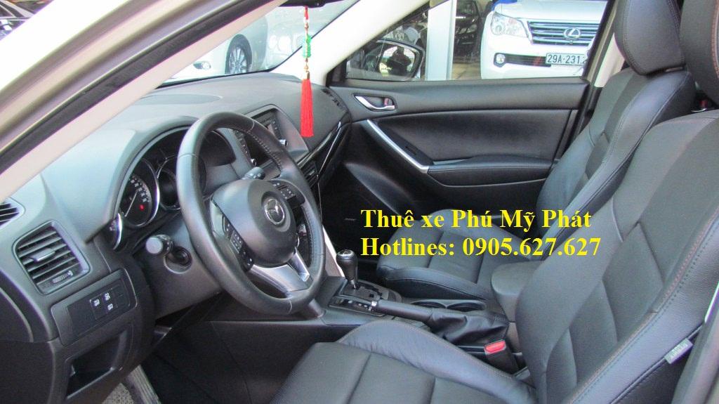 Xe Mazda Cx 5