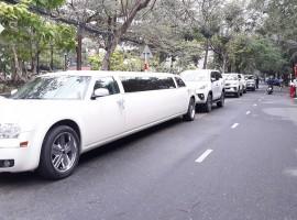 Xe Cưới Cadillac CTS Limousine
